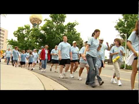 JDRF Of East Tennessee • 2011 Walk To Cure Diabetes • Knoxville, TN • 30 Second Spot