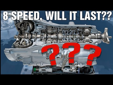 Is the 8 speed transmission VULNERABLE in the Ram 1500!!