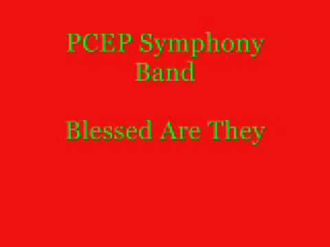 PCEP Symphony Band- Blessed Are They (From a German Requiem)