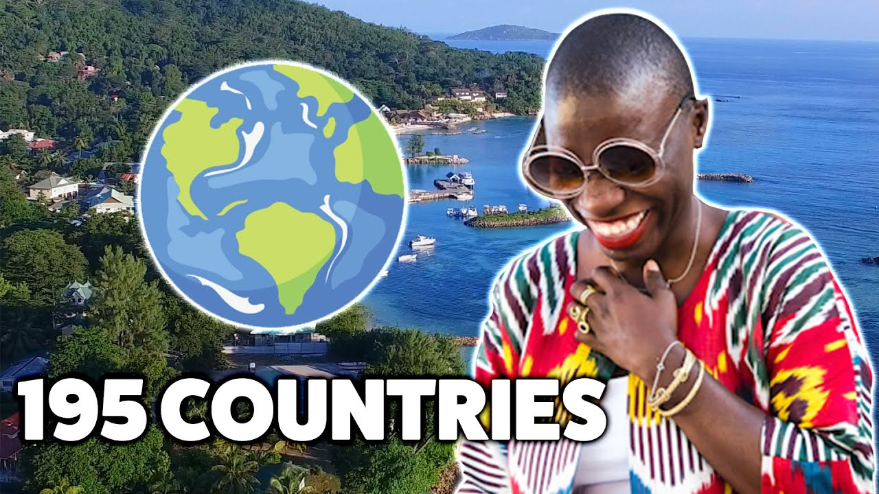 I Plan To Be The First Black Woman To Travel To Every Country In The World