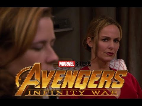 The Office Dinner Party Except It's The Infinity War Trailer (HD)