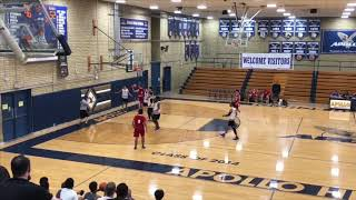 5'11 Gabriel Figueroa basketball highlights
