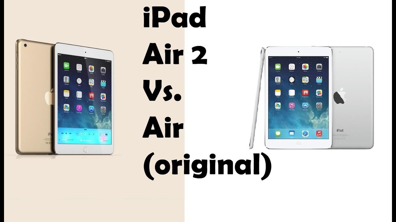 ipad air vs ipad air 2 in depth comparison benchmarks. Black Bedroom Furniture Sets. Home Design Ideas