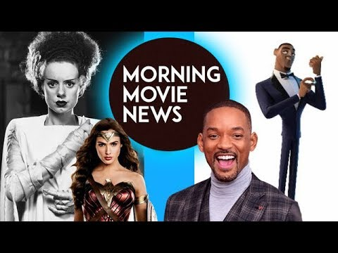 "Gal Gadot for Bride of Frankenstein? Will Smith is ""Black Bond"" for Spies in Disguise"