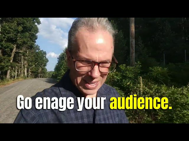 Go Engage Your Audience