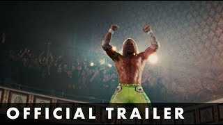 THE WRESTLER - Trailer - Starring Mickey Rourke and Marisa Tomei
