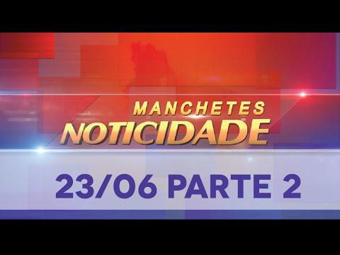 Manchetes Noticidade - TV Sorocaba 23-06-16 (Parte 02)