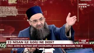 Yeni Bakışlar 7 Mayıs 2016 (Cübbeli Ahmet Hoca)