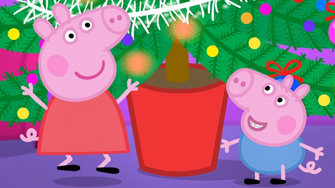 Peppa Pig Christmas.Peppa Pig Episodes 12 Days Of Christmas 12 Days Of