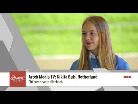 Artek Media TV: Nikita Buis, Netherlands