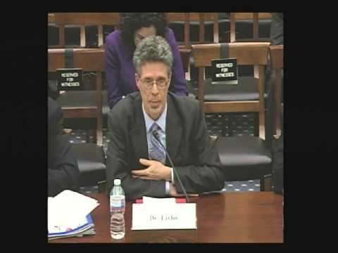 Hearing: Examining Public Access and Scholarly Publication I