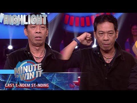 Long Mejia, ibinahagi ang mga plataporma niya para sa kanyang barangay | Minute To Win It
