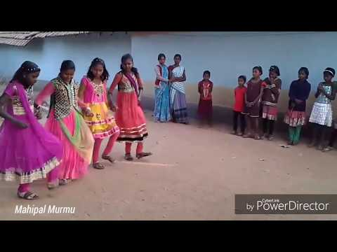 Dangwa mone do.... / Santhali chain style dance