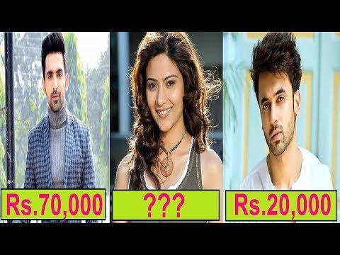 Kaleerein Actors Per  Day REAL Salary/Payment~T10MT