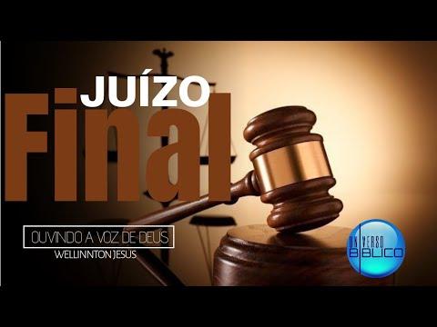 O JUÍZO FINAL | UNIVERSO BÍBLICO.