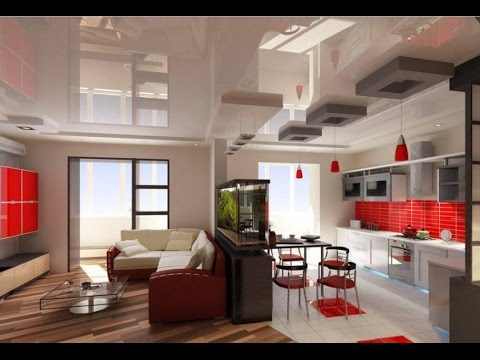 Kitchen Living Room >> Living room kitchen combo - Living Room Dining Room Combo Layout Ideas - YouTube