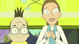 Рик и Морти в плену у внеземного сверх-разума