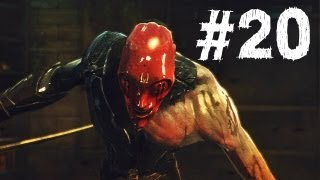DmC Devil May Cry 5 Gameplay Walkthrough Part 20 - Dreamrunner - Mission 11