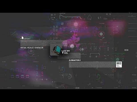 Blinksonic // VOZ° // Virtual Vocalist Generator For Reaktor 6