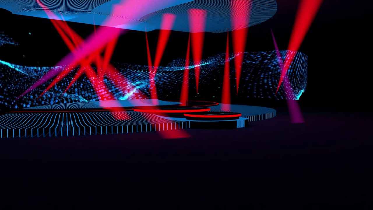Eurovision Song Contest 2018 stage design idea   YouTube