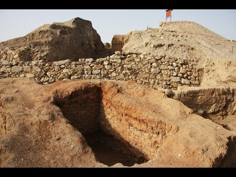 The story of Tel Jericho, the place that was occupied by Joshua and the 12 Israelite tribes