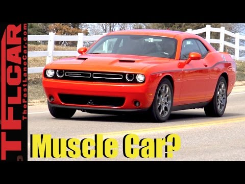 Dodge Challenger Gt Mph Review A Awd Muscle Car