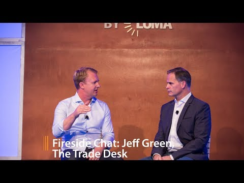 LUMA's Digital Marketing Summit '17: Jeff Green, The Trade Desk