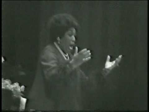 Leontyne Price '76 (private video) MUST SEE