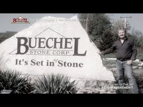 The Next Chapter: Tim Buechel Retires