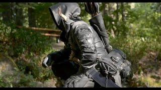 Ravenswood Leather Dark Archer