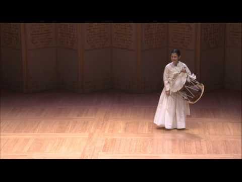 국립국악원 수요춤전: 나의 이야기(박은하)[2016.11.30.]