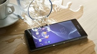 The New Sony Xperia Z3 16GB D6653 4G LTE Unlocked Smartphone Features and Specifications Review