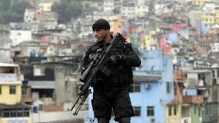 Favelas en Río de Janeiro: Gentrificación, militarización y megaeventos