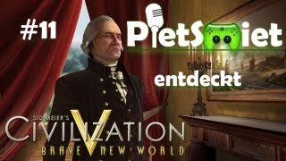 CIVILIZATION V # 11 - Blinde Feldzüge «»  Let