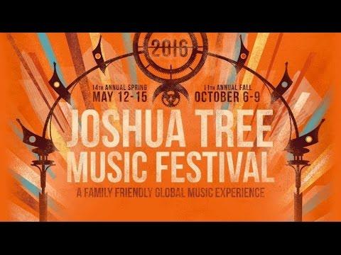 Joshua Tree Music Festival 2016
