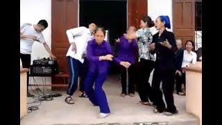 cụ già 74 nhảy hiphop cực máu