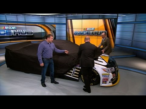 Ryan Newman Unveils 2017 Plans and Paint Scheme  NASCAR RACE HUB