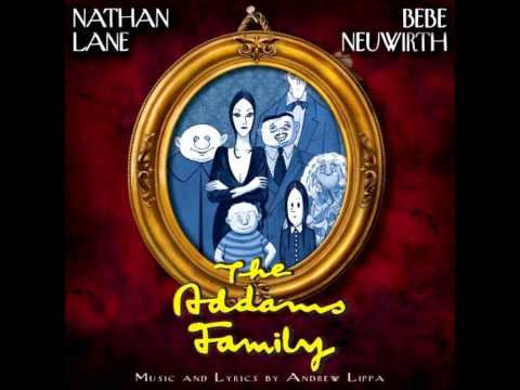 the addams family musical, in the arms