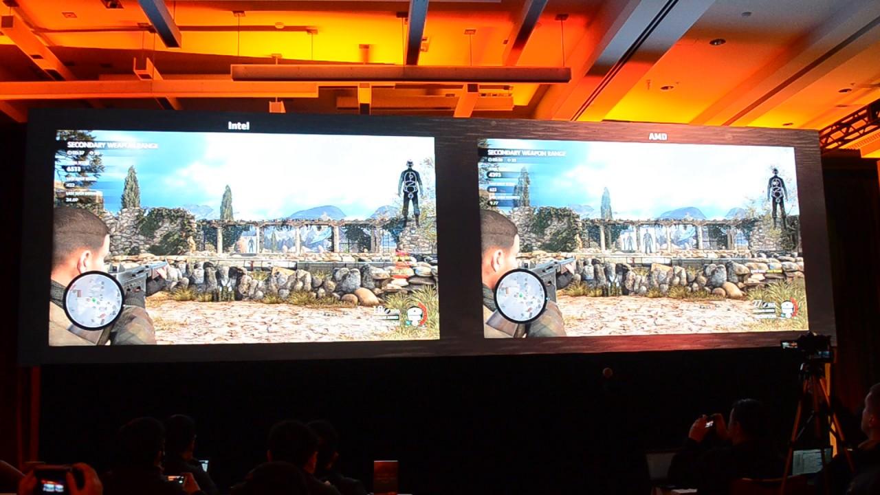 AMD RYZEN 7 1800X遊戲效能測試 - YouTube