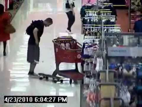 Chasing Shoplifters wshh