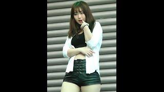 160725 댄스팀 위치걸 (설화, WITCH GIRL) - Hot Pink (EXID) @ 헬로apM 직캠 By SSoLEE