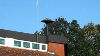 Am 9.10.10 war Probealarm in der Samtgemeinde Tostedt Leider ziehmlich ruckelig da ich in der kurzen Zeit kein Stativ hatte