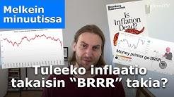 Tuleeko inflaatio takaisin BRRR takia?