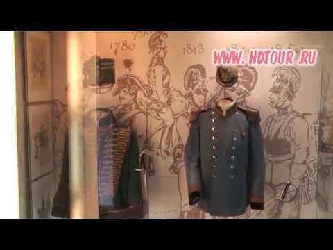 Slovakia #3. Bratislava Weapon Museum, Michael's Tower.  Video guide