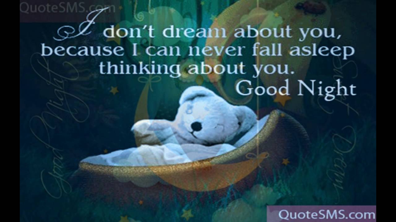 Good Night Images Sweet Dreams Sms Wishes Quotes Good Night Video