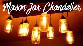 The Mason Jar Light Project