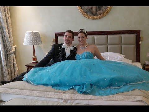 Narrhalla Prinzenpaar 2015: Einzug In Die Prinzenpaar-Suite @ Hotel Bayerischer Hof