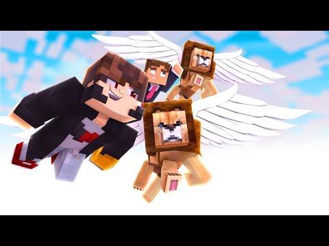Minecraft VIDA: - VOANDO EM LEÕES - ‹ JUAUM › #11