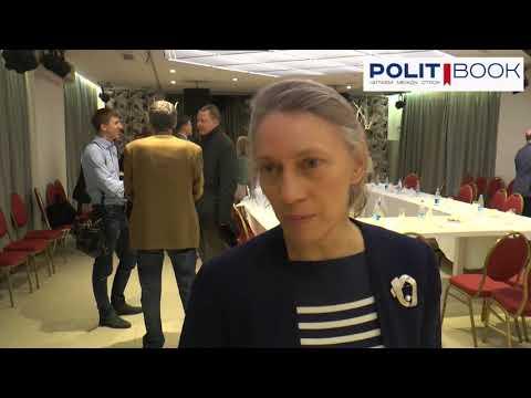 Юлия Крузе об итогах работы общественной палаты города за 6 месяцев