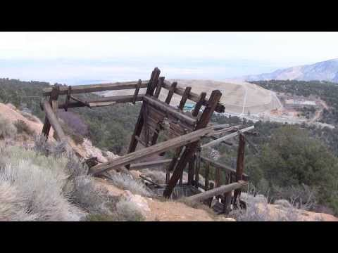 Holcomb Valley - Gold Mountain Mine - Town Of Belleville - Forest Road 3N16